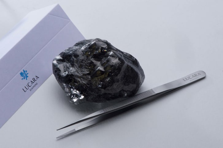 Louis Vuitton compró el segundo diamante más grande del mundo